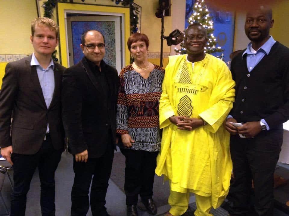 Gottesdienst in der International Christian Revival Church der Afrikanische Gemeinde
