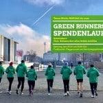 Green Runners Spenden Lauf