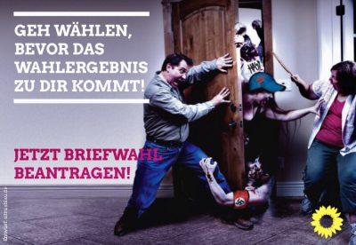 Briefwahl in Berlin online beantragen